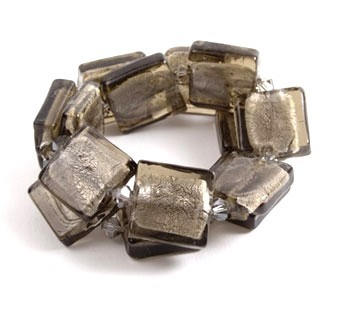 Cola Cubes Crackle Bracelets
