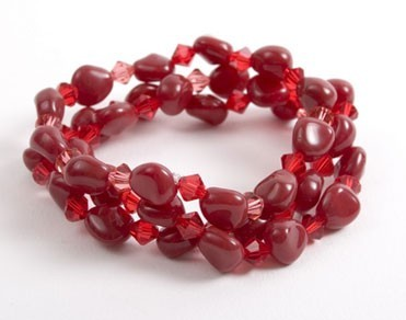 Cranberry Crush Bracelets