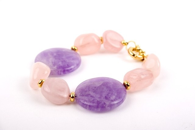 Grape Crush Bracelet